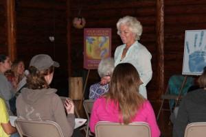 Kay Teaching Class