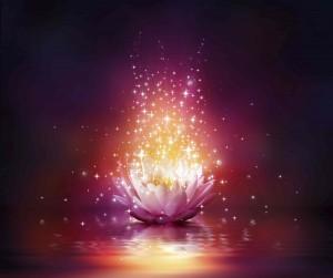 Lotus Glitter small